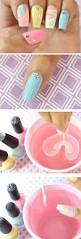 pastel water marble nails click pic for 16 easy easter nail