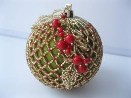 1627 best beaded ornaments images on beaded