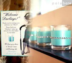tiffany blue centerpieces cute wedding centerpiece in tiffany
