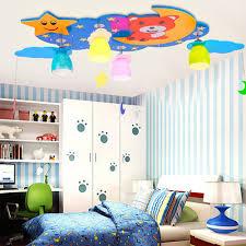 popular kids ceiling light buy cheap kids ceiling light lots from star bear children room led ceiling light lamp 110v 220v e27 kindergarten ceiling lights kids