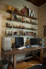 pipe desk with shelves diy pipe desk shelves furniture info