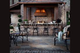 Outdoor Kitchens Design San Diego Pavers Outdoor Living Spaces Gallery By Western Pavers