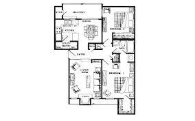 Dartmouth Floor Plans 1 2 U0026 3 Bedroom Apartments In South Corpus Christi The Summit