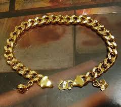 luxury bracelet gold chains images Bracelet 20k ipg ion gold plated b end 11 26 2018 10 59 pm jpg