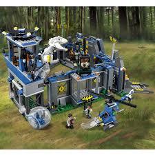 lego jurassic park jeep lego jurassic world indominus rex breakout 75919 100 00
