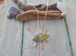 yellow umbrella necklace necklace met your