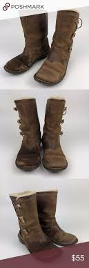 ugg womens kona boots ugg s brown kona boots size 9 ugg australia boot and