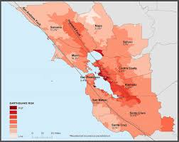 Map Of Orange County Ca Why Do So Few California Homeowners Have Earthquake Insurance