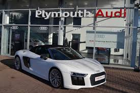 nardo grey r8 used audi r8 plus for sale motors co uk