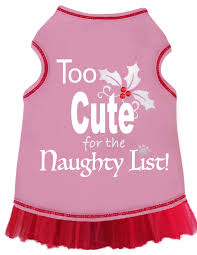 Cute Pink Pictures by Too Cute For Naughty List With Tulle Ruffle Pink 918431 Pink I