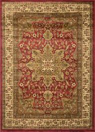 8x10 Red Area Rug Home Dynamix Area Rugs Royalty Rug 8083 200 Red Traditional
