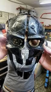Dishonored Halloween Costume Corvo Mask Kit Dishonored 2