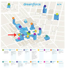 Georgia Southern Campus Map Announcing The New Industry Success Showcase At Dreamforce