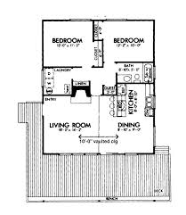 small vacation home floor plans 2 bedroom vacation home plans home act
