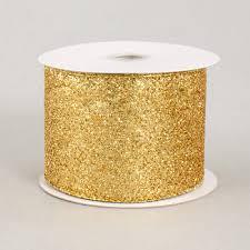 metallic gold ribbon 2 5 sparkle metallic glitter ribbon gold 10 yards xm415 4 20