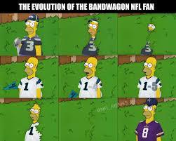 Nfl Bandwagon Memes - nfl memes on twitter the evolution of the bandwagon nfl fan