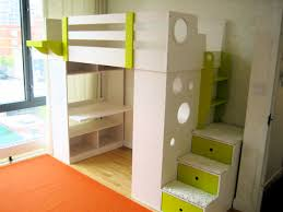 Livingroom Cool Bunk Bed With Desk Cool Bunk Beds With Desks Gamifi - Kids bunk bed desk