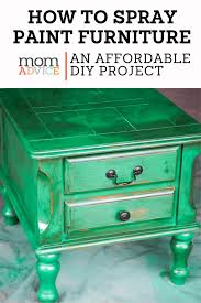 what s the best spray paint for kitchen cupboards how to spray paint furniture momadvice