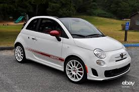 Fiat 500 Abarth White Review 2013 Vw Beetle Convertible Vs 2013 Fiat Abarth Cabrio