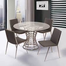 best 25 stainless steel dining stainless steel dining room table