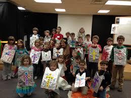 children in splat university study armor of god mt bethel