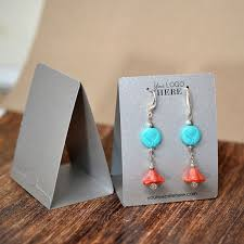 earring necklace jewelry display images 62 best display cards images jewelry displays jpg