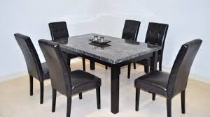 Dining Table And Six Chairs The 6 Chair Dining Table Set And Six Chairs Inspiration Decor
