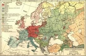 Language Map Of Europe by People And Language Map Of Europe Swedish 1907 Europe Map
