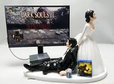 gamer wedding cake topper wedding cake topper gamer ebay