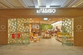 retail store interior design for ki mono at onekm mall