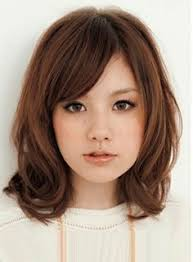 hairstyle for fat chinese face hairstyle for asian not straight hair round face google search