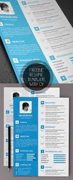 beautiful resume templates free modern resume templates psd mockups freebies graphic