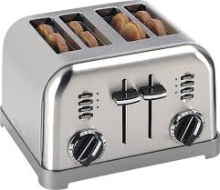 Cheap Toasters For Sale Cuisinart 4 Slice Toaster Silver Cpt 180 Best Buy