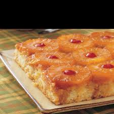 upside down pineapple cake bake it till u break it pinterest
