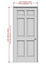 Interior Door Designs by Know Your House Interior Door Parts And Styles