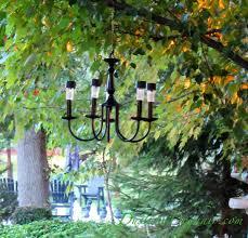Tree Chandelier Garden Lighting Options U2013 Solar Chandeliers U2013 Dustanddoghair Com