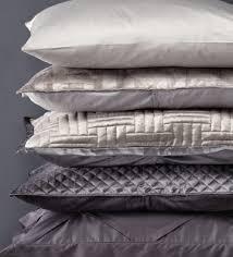 Linen Covers Gray Print Pillows White Walls Grey Glamorous Bedding Bedding Pillows Sheets Z Gallerie