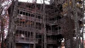 worlds largest tree house crossville tn as seen on abc wkrn tv