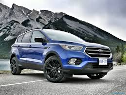 Ford Escape Suv - 2017 ford escape first drive u2013 turbocharging evolution slashgear