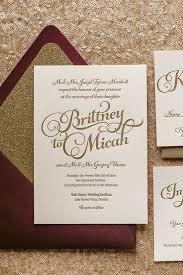 shaadi invitations wonderful burgundy and gold wedding invitations iloveprojection