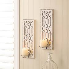 French Country Sconces French Country Candle Sconces You U0027ll Love Wayfair