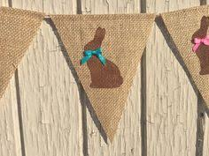 Easter Decorations Bunting by Bunny Bunting Easter Banner Easter Garland Easter By Vivicreative