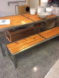 recovery dining table yoyo design recovery dining table s generous proportions using salvaged