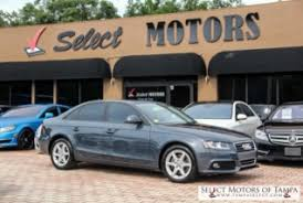audi a4 for sale ta used audi a4 for sale in clearwater fl 73 used a4 listings in