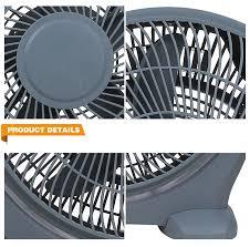 high velocity box fan 2018 new 20 high velocity box fan buy box fan 2017 box fan