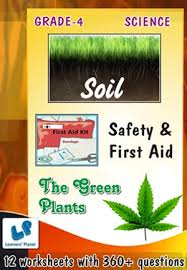 grade 4 science safety first aid soil the green plants wb this