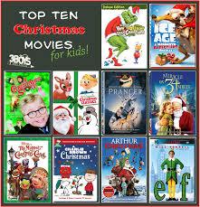 top 10 christmas movies list for kids u2013 3 boys and a dog