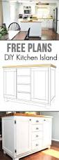 best 25 build kitchen island ideas on pinterest just cabinets