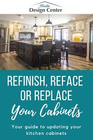 is it better to refinish or replace kitchen cabinets refacing kitchen cabinets vs cost of replacing cabinets