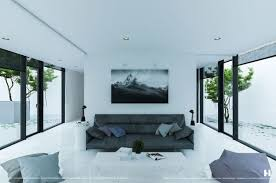 Inside Peninsula Home Design by 6 Perfectly Minimalistic Black And White Interiors